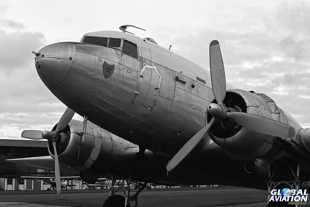 ex Senegal Air Force C-47B 6V-SAG - © Paul Filmer- Global Aviation Resource