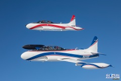 T-33s-formation