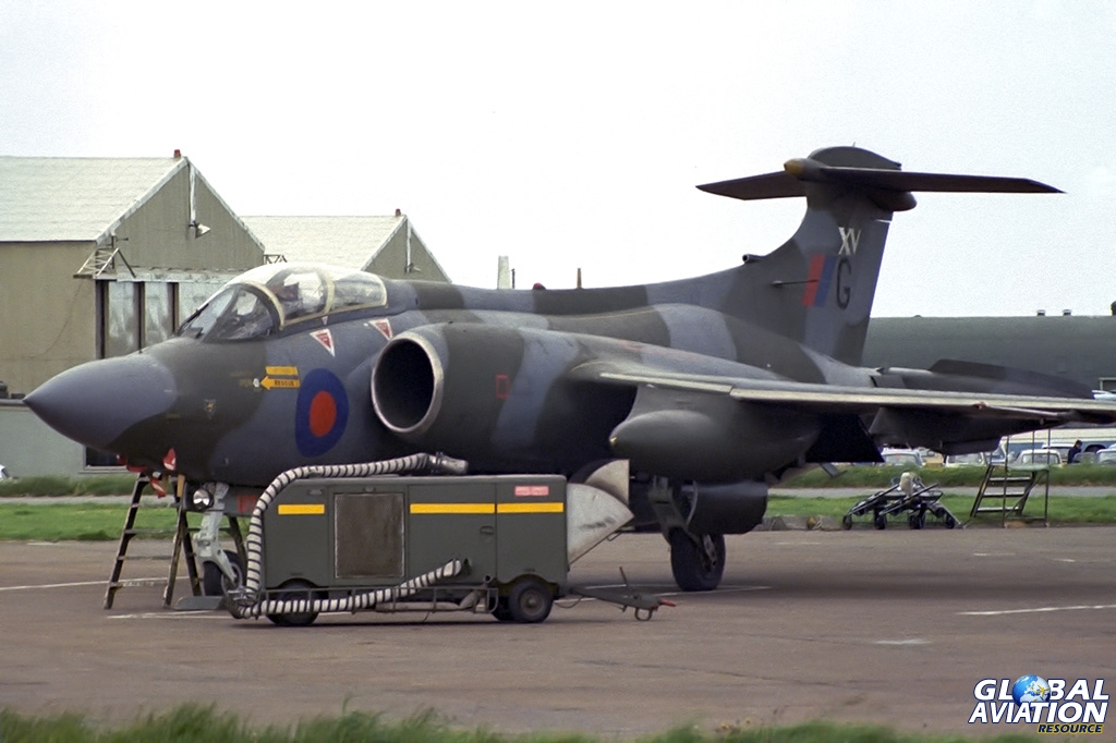 15 Squadron Buccaneer S.2B XN977 - © Paul Filmer- Global Aviation Resource