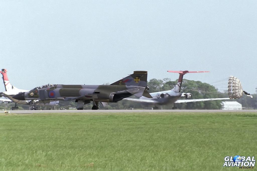111 Squadron Phantom FG.1 XV574 - © Paul Filmer- Global Aviation Resource