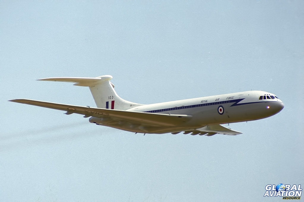 10 Squadron VC10 C.1 XV103 - © Paul Filmer- Global Aviation Resource