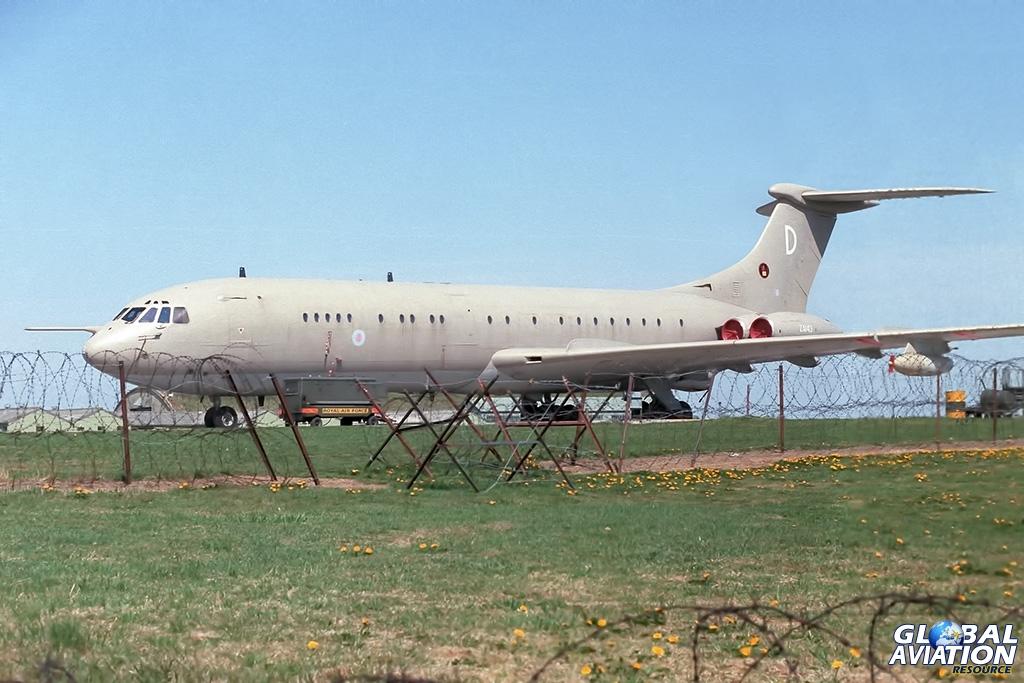 101 Squadron VC10 K.2 ZA143 - © Paul Filmer- Global Aviation Resource