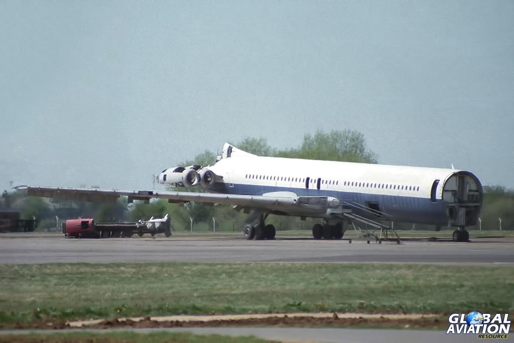 ex British Airways VC10 - © Paul Filmer- Global Aviation Resource