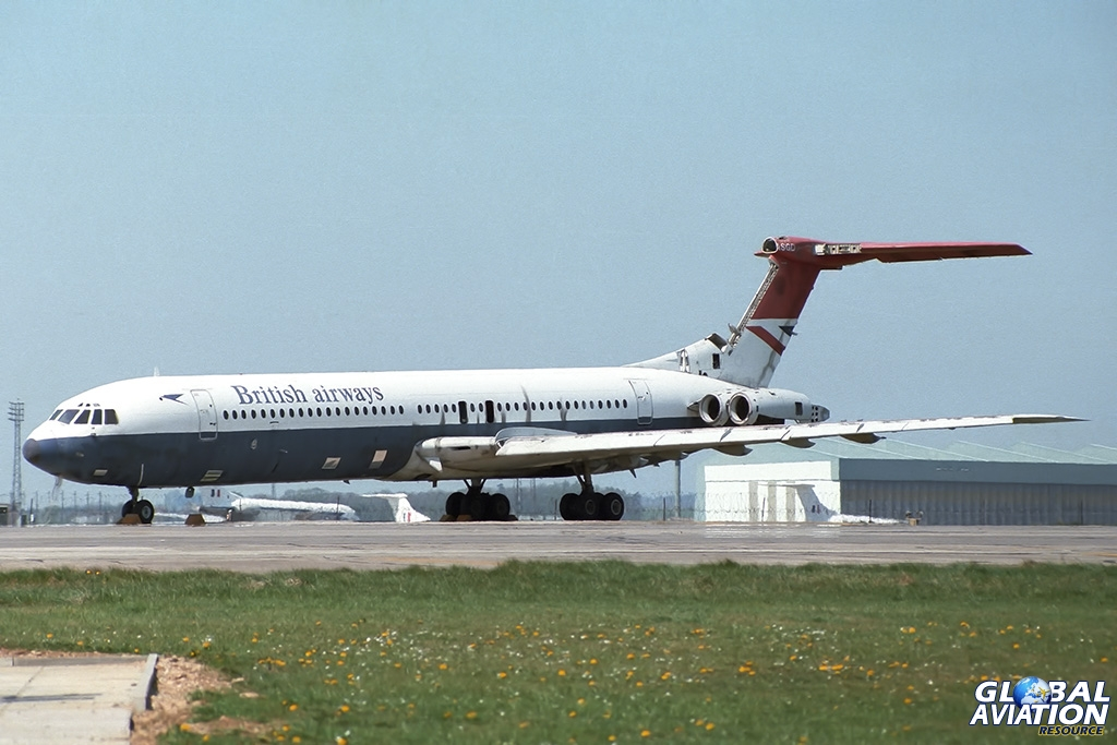 ex British Airways VC10-1151 G-ASGD - © Paul Filmer- Global Aviation Resource