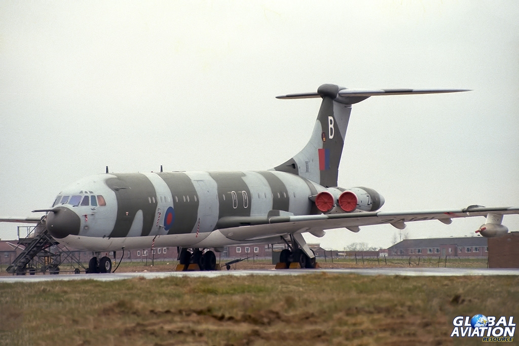 101 Squadron VC10 K.2 ZA141 - © Paul Filmer- Global Aviation Resource