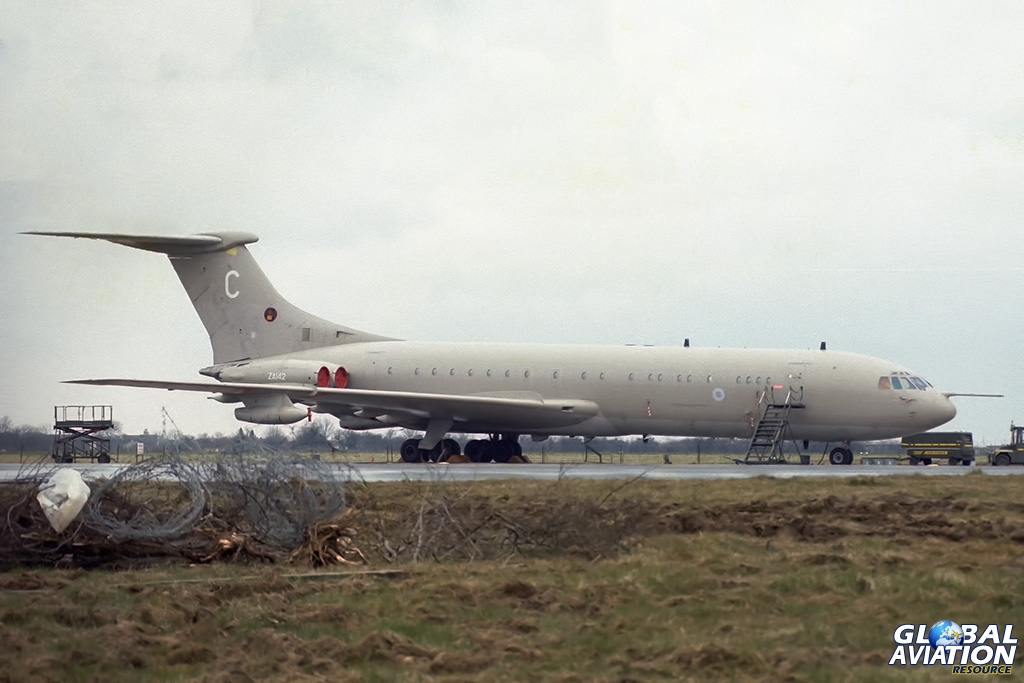 101 Squadron VC10 K.2 ZA142 - © Paul Filmer- Global Aviation Resource