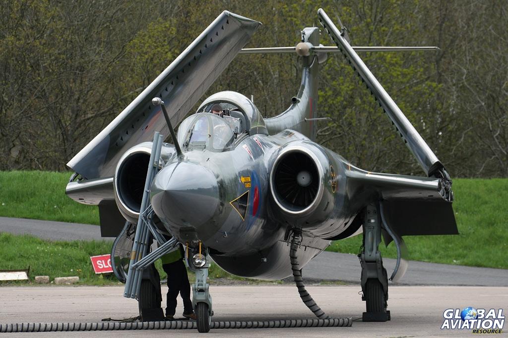 The mighty Buccaneer © Gareth Stringer - Global Aviation Resource