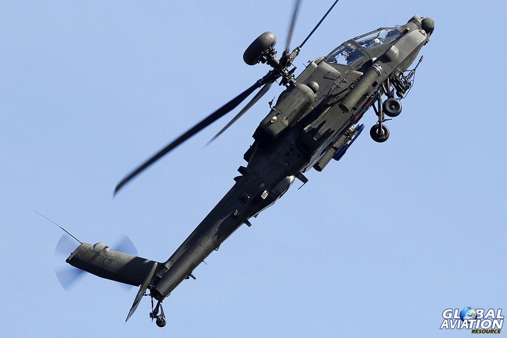 2014 Apache display © Shaun Schofield