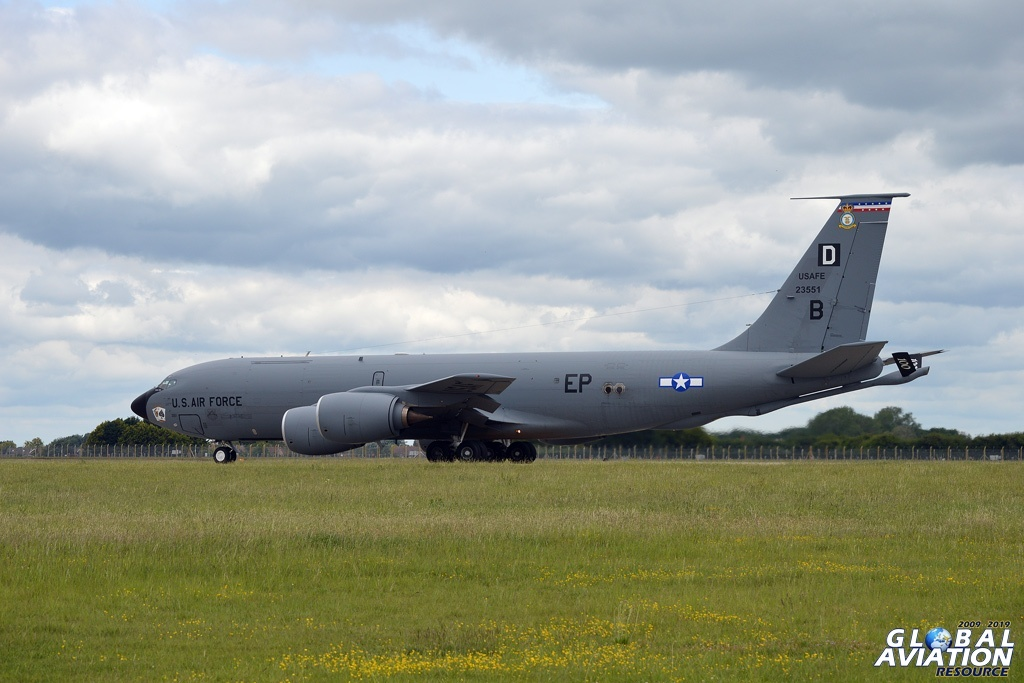 KC-135 for D-Day 75 © Lindsay Peacock - Global Aviation Resource