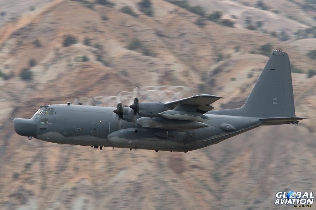 MC-130H - © Paul Filmer - Global Aviation Resource