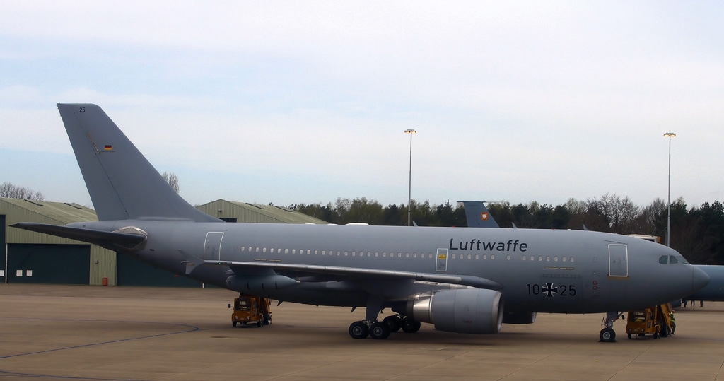 Luftwaffe A310 MRTT © Jeroen Van Holland - Global Aviation Resource