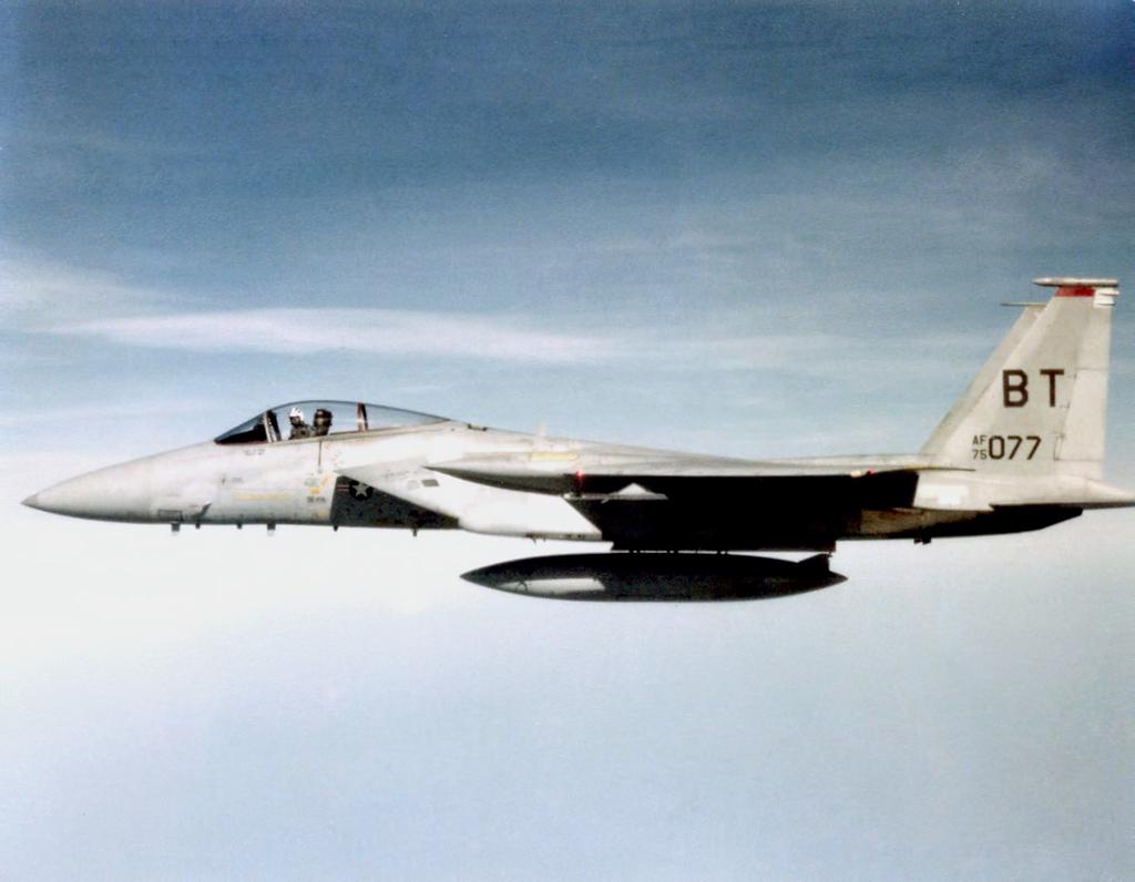 F-15A Eagle © David Gledhill