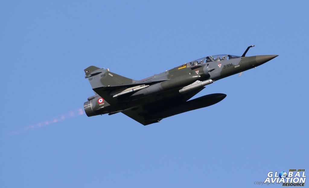 Mirage 2000s are always a popular sight © Kevin Wills - Global Aviation Resource