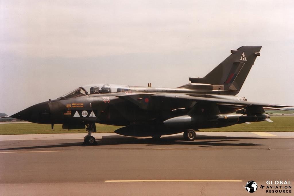 Tornado GR.1 © Gareth Stringer