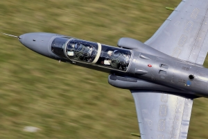 Finnish Air Force low level in the Mach Loop © John Higgins - www.globalaviationresource.com