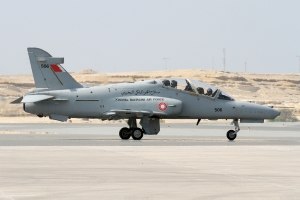 Bahrain Air Force © Karl Drage - www.globalaviationresource.com