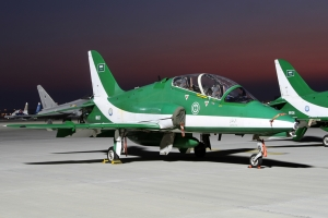Saudi Hawks © Karl Drage - www.globalaviationresource.com