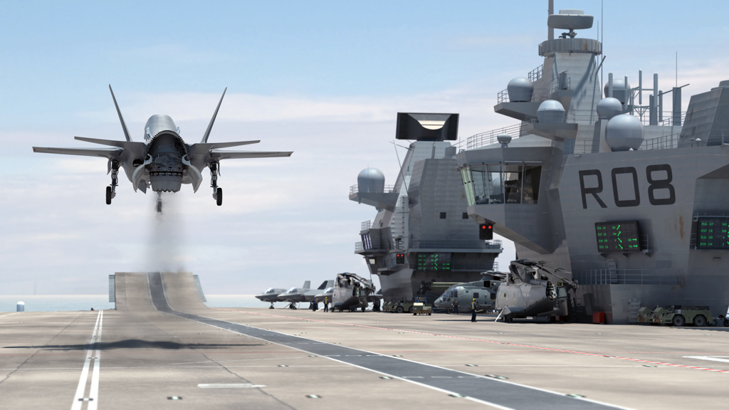 Image © Aircraft Carrier Alliance