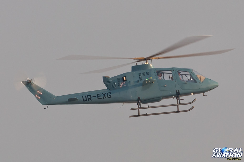 Softex Aero VV-2 - © Paul Filmer - Global Aviation Resource