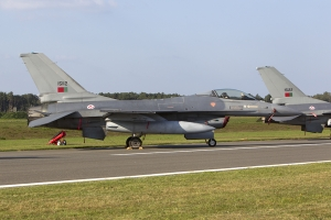 Portuguese Air Force F-16AM © Tom Gibbons - Global Aviation Resource