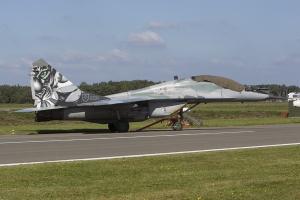 Slovak Air  Force/1 Letka MiG-29UBS © Tom Gibbons - Global Aviation Resource
