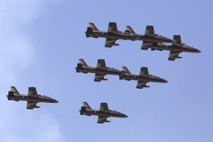 UAE Air Force/Al Fursan © Tom Gibbons - Global Aviation Resource