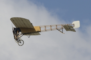 Bleriot XI © Tom Gibbons - Global Aviation Resource