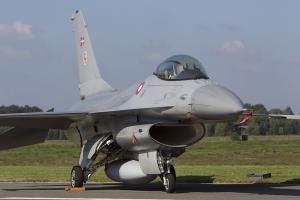 Royal Danish Air Force/MLU M6 OT&E Team F-16AM © Tom Gibbons - Global Aviation Resource
