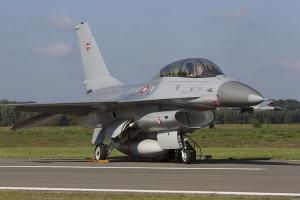 Royal Danish Air Force F-16BM © Tom Gibbons - Global Aviation Resource