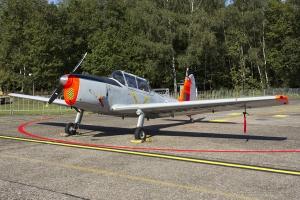 Former Portuguese Air Force Chipmunk T.20 F-AZJV © Tom Gibbons - Global Aviation Resource