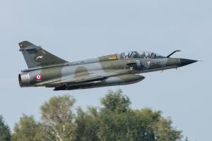 French Air Force RAMEX DELTA/EC 02.004 \'La Fayette\' Mirage 2000N © Gordon Jones - Global Aviation Resource