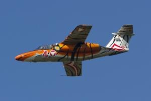 Austrian Air Force/Düsentrainerstaffel SAAB J105OË © Tom Gibbons - Global Aviation Resource