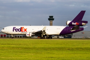 FedEx Express McDonnell Douglas MD-11F (N521FE) © Ben Luck - V One Aviation