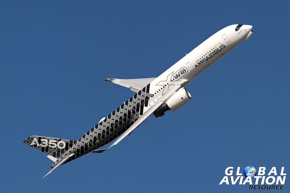 A350-900 - © Paul Filmer, Global Aviation Resource