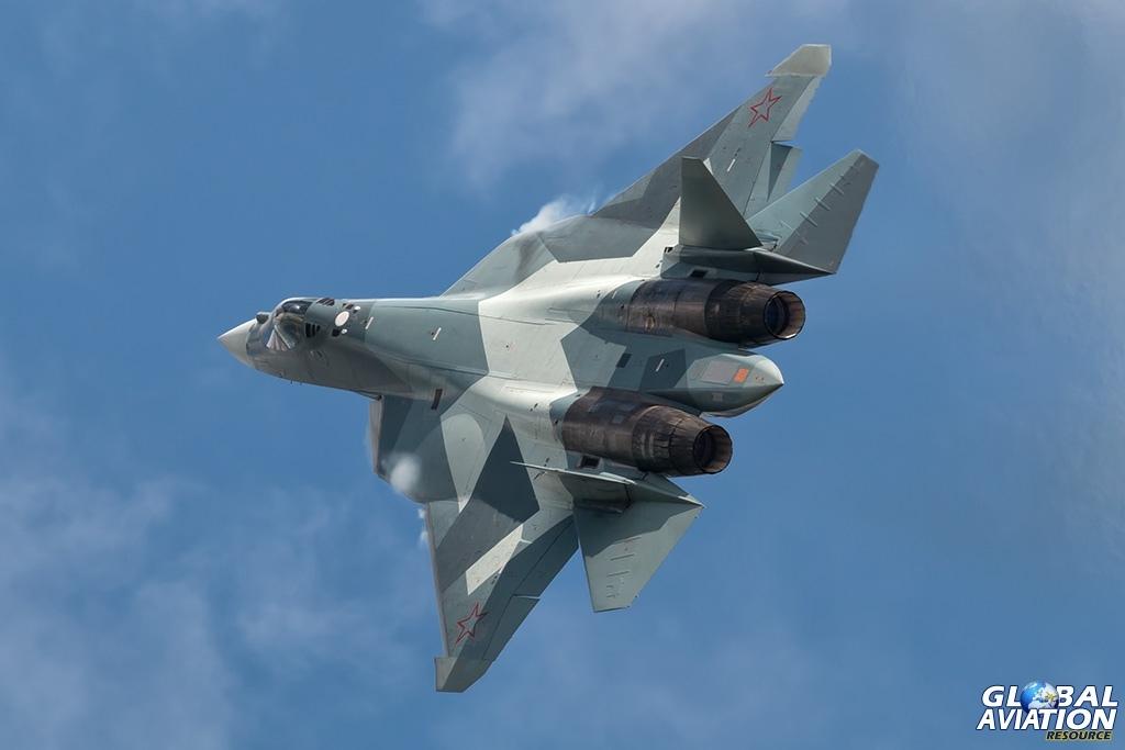 T-50 - © Paul Filmer - globalaviationresource.com