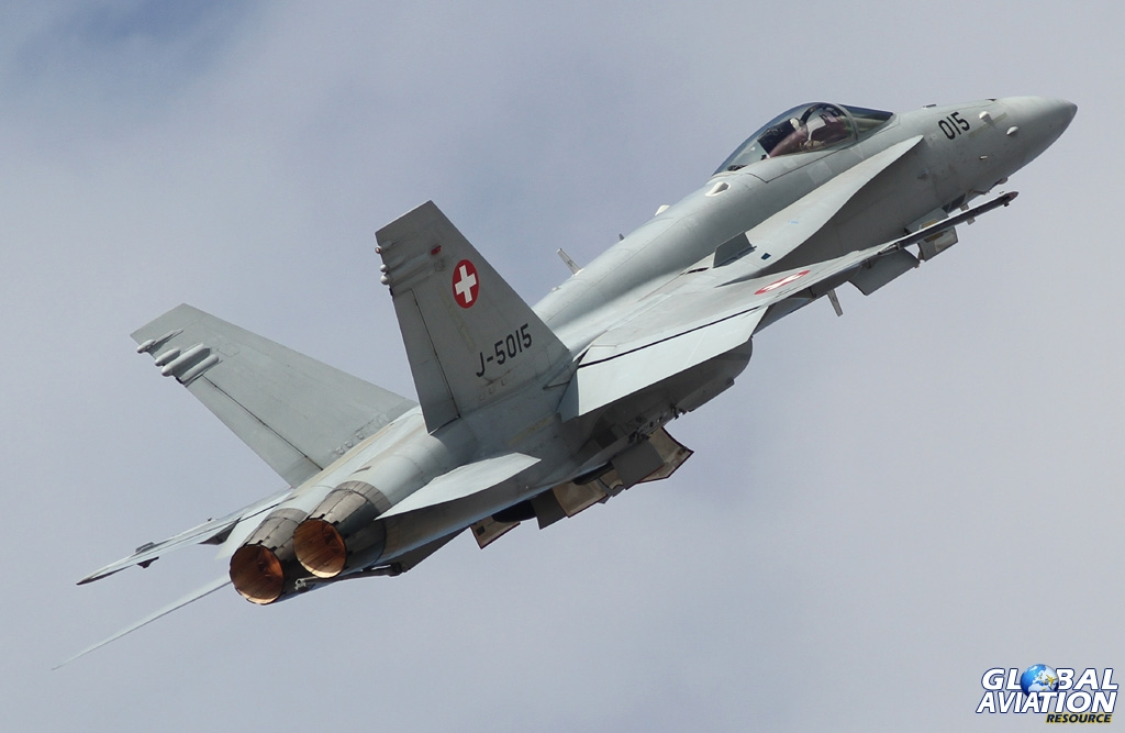 Swiss Hornet - Kevin Wills © www.globalaviationresource.com