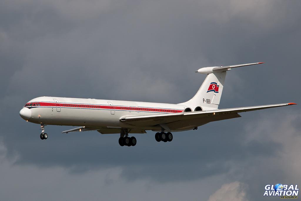 Air Koryo Il-62M at Sheremetyevo - © Paul Filmer - Global Aviation Resource