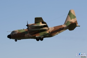 KC-130H Hercules © Dean West – Global Aviation Resource