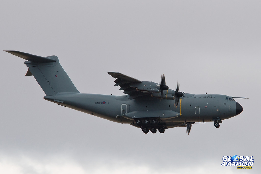 Atlas C.1 - © Paul Filmer - Global Aviation Resource