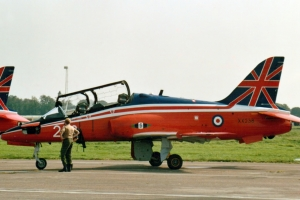 Cranfield late 80s © Gareth Stringer - www.globalaviationresource.com