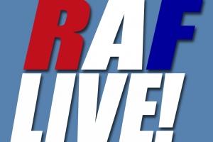 RAF LIVE! logo © RAF Live!