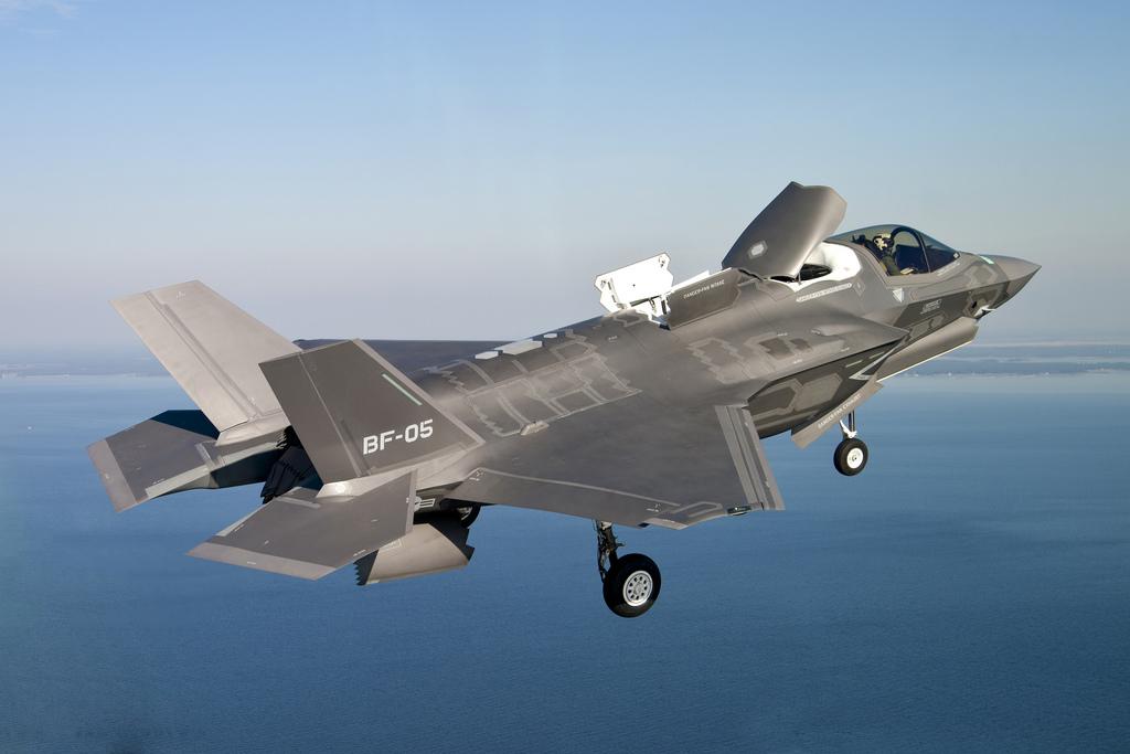 F-35B Lightning II © Lockheed Martin