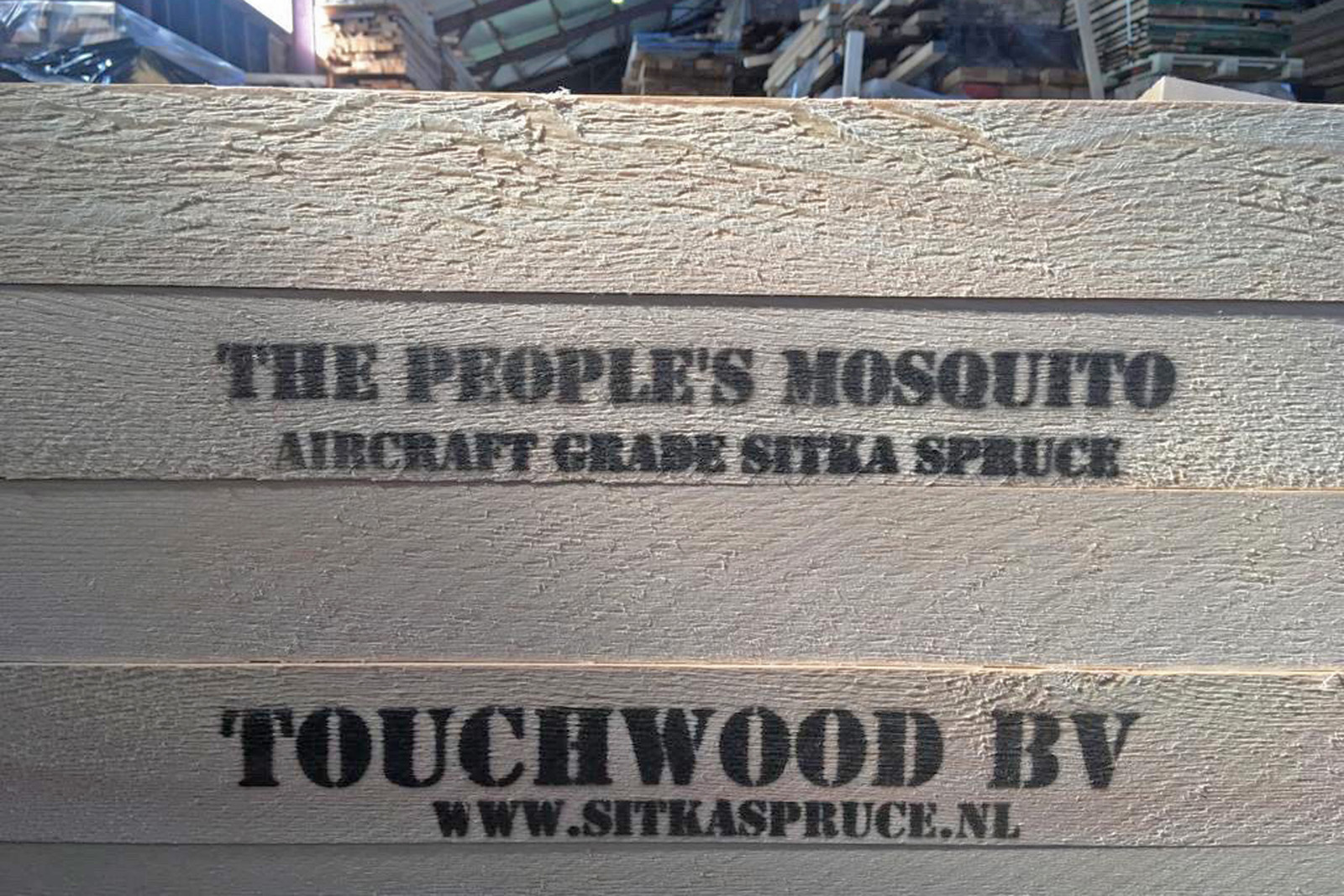 © The People's Mosquito