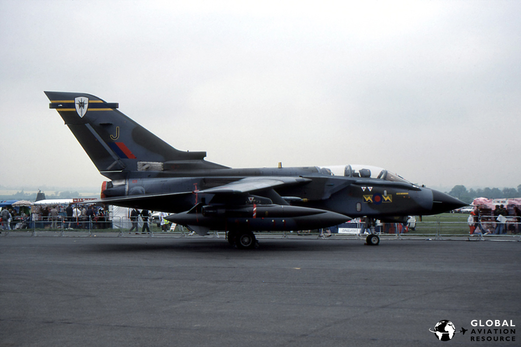 13 Squadron Tornado GR.1 © Gareth Stringer - Global Aviation Resource