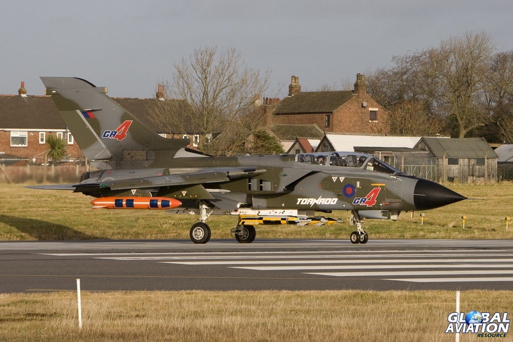 Tornado GR.4 prototype © Tom Gibbons - Global Aviation Resource