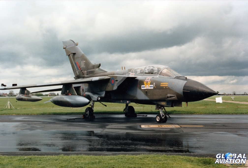 14 Squadron Tornado GR.1 © Gareth Stringer - Global Aviation Resource