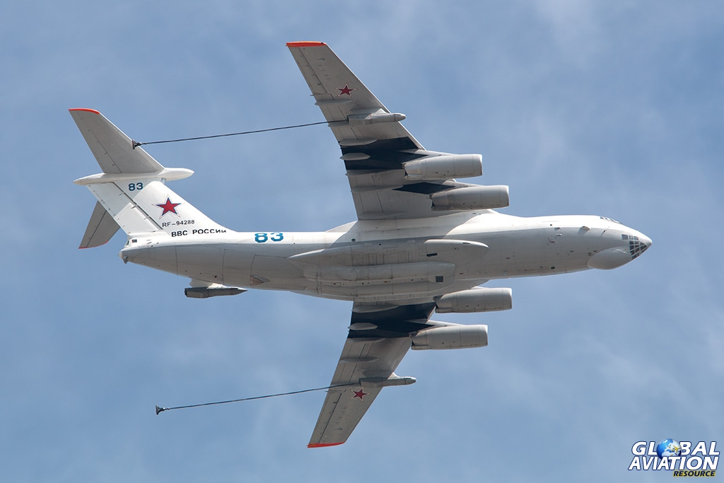 Il-78 - © Paul Filmer - Global Aviation Resource