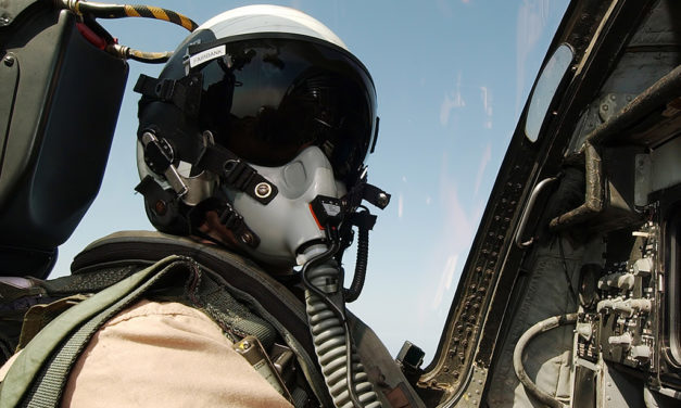 Military aviation – EA-6B Prowler   From the cockpit