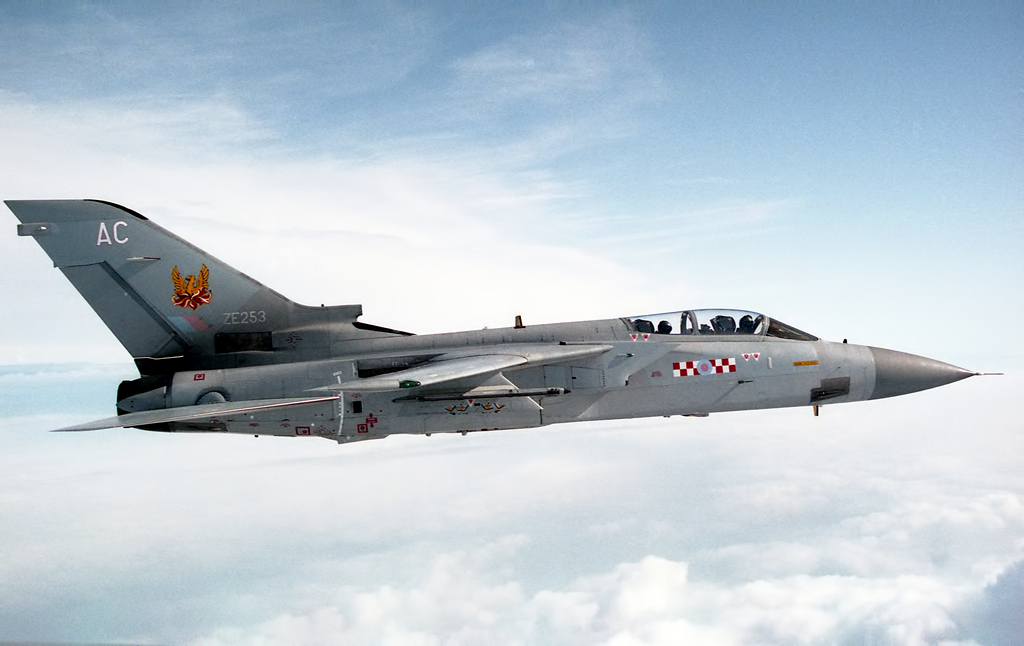 Aviation Feature – the Tornado F3 Air Defence Variant (ADV)