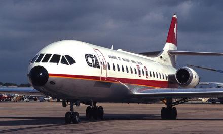 Aviation classics – the Sud Aviation Caravelle